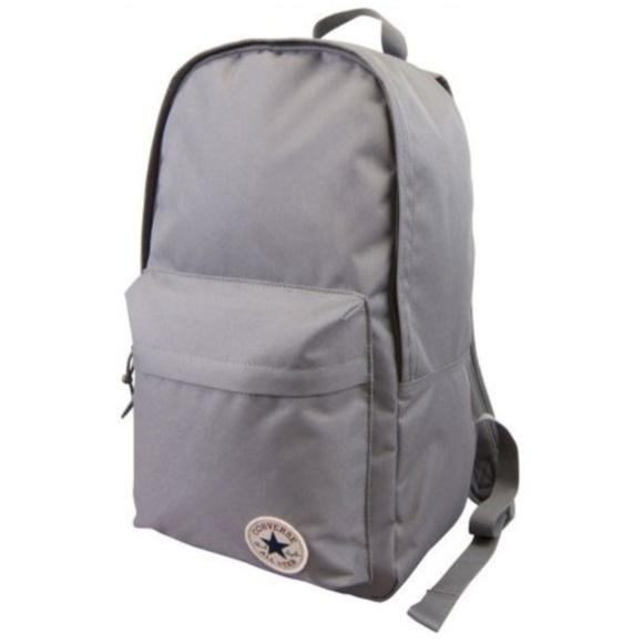 f66b77618314 Converse Go Grey Backpack Chuck Taylor